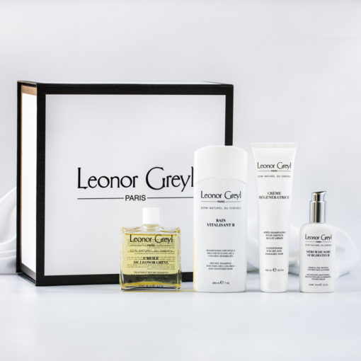 fine colored hair treatment collection by leonor greyl