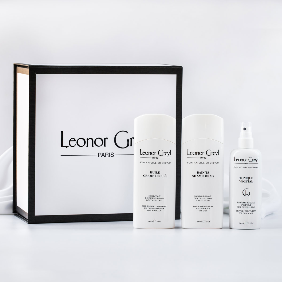Oily Scalp Treatment Collection | Leonor Greyl