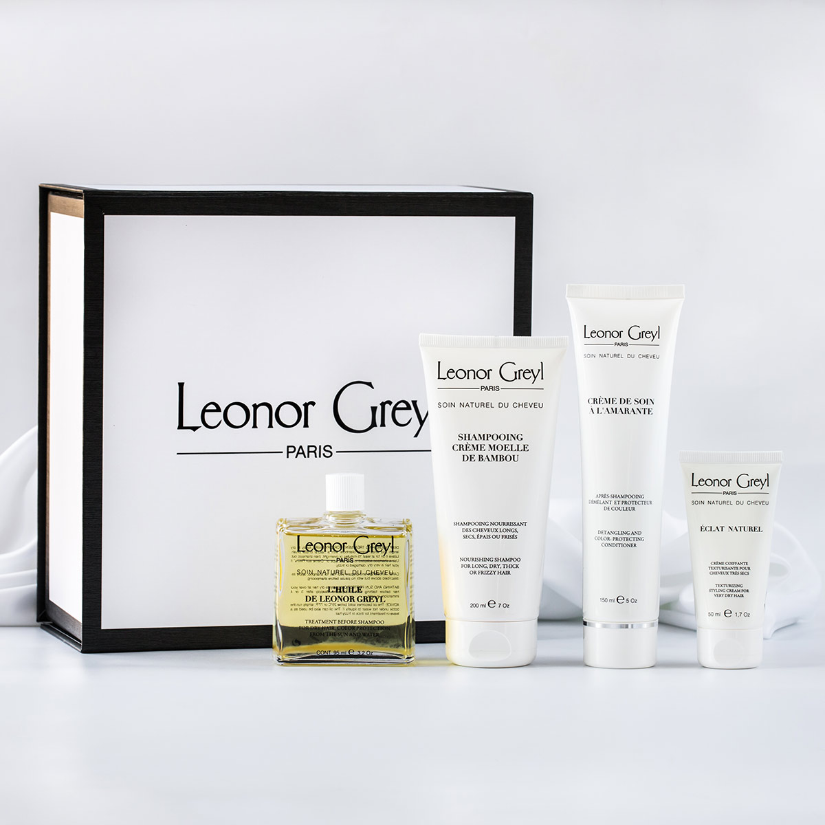 Best shampoo and conditioner for color-treated hair   Leonor Greyl Collection