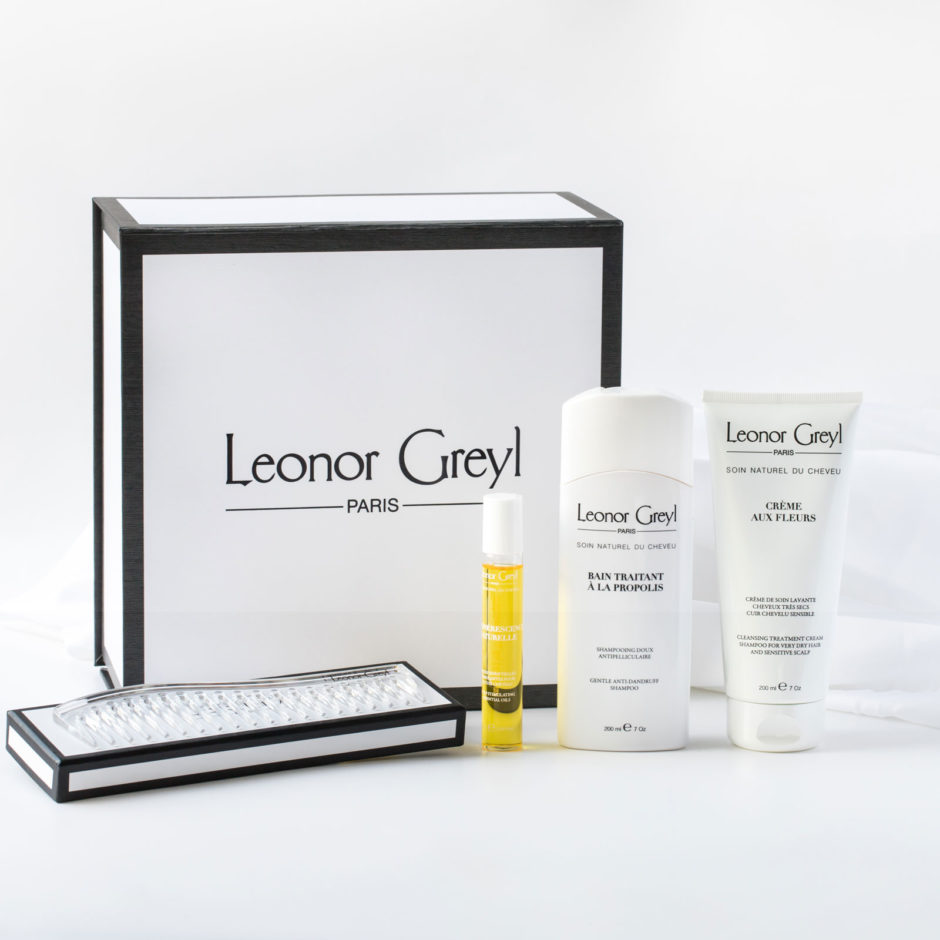 dandruff collection by leonor greyl