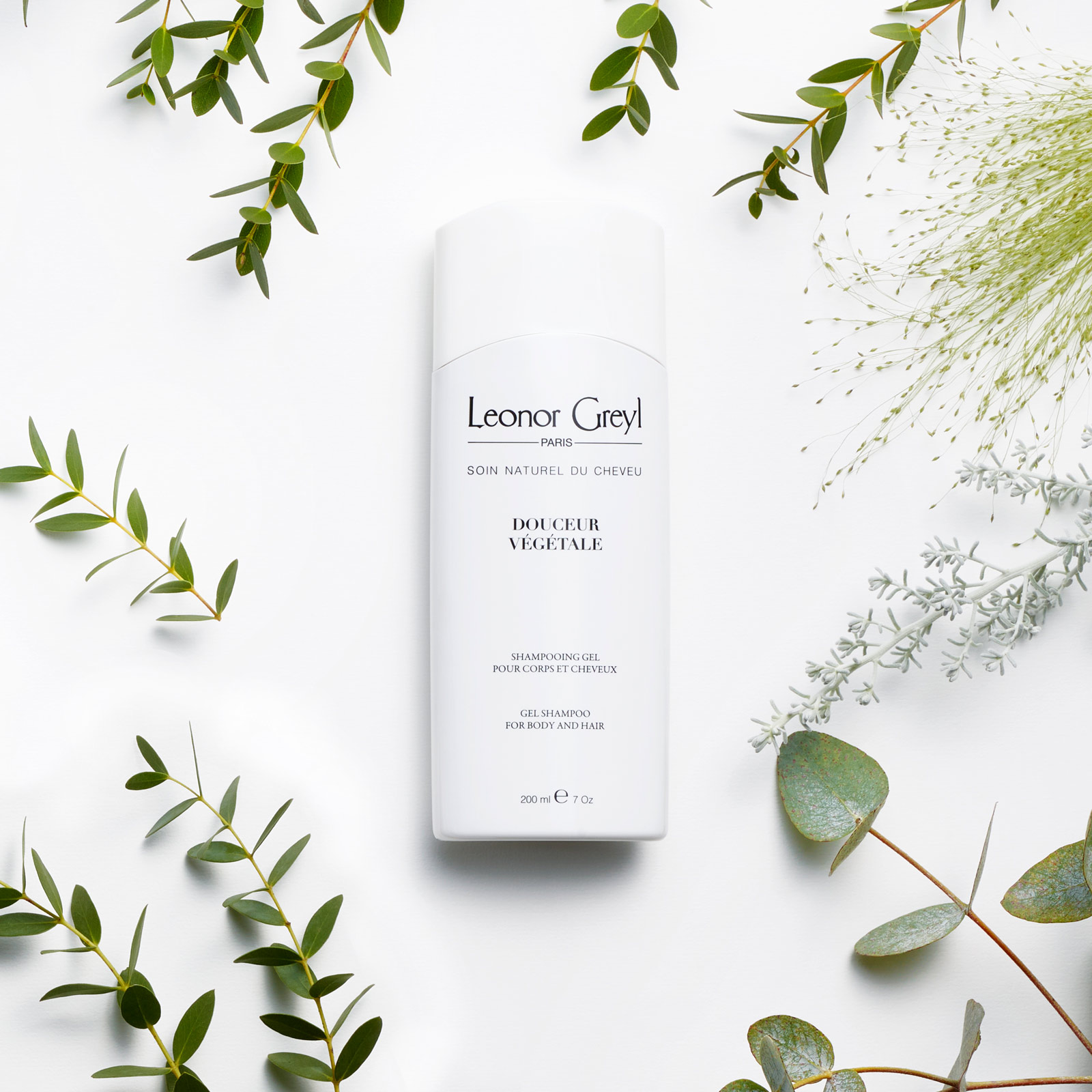 douceur vegetale by leonor greyl with natural ingredients