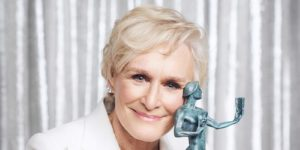 glenn close sag awards