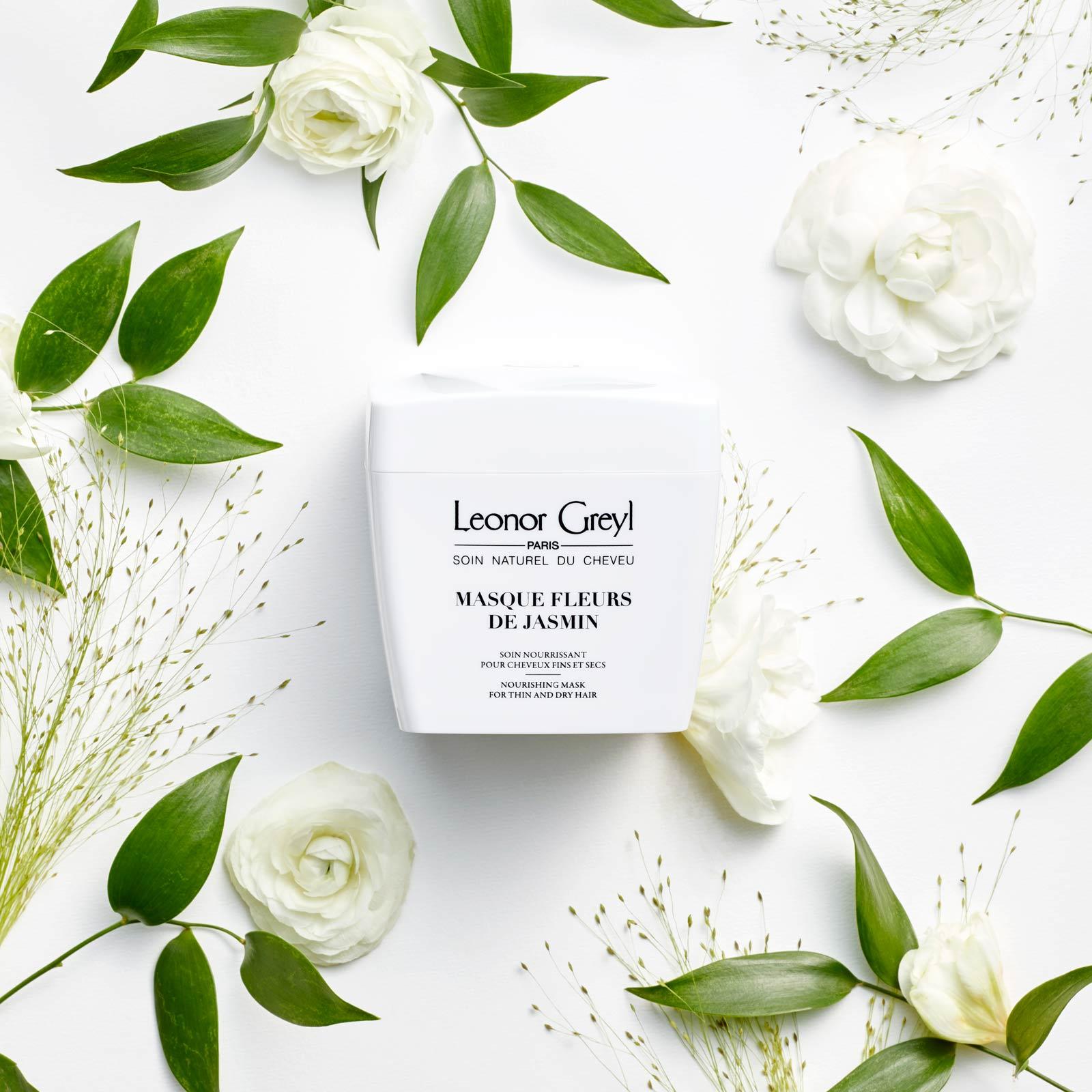masque fleurs de jasmin | leonor greyl