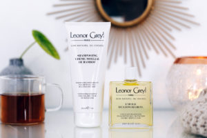 Leonor Greyl Shampooing Creme de Bambou and Huile de Leonor Greyl