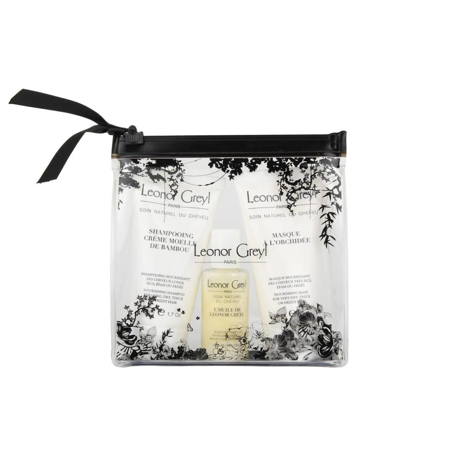 Leonor Greyl Luxury Travel Kit for Very Dry Hair